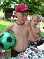 Kutrovice 2008 - Dětský den