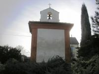 Kutrovice 2008 - oprava kaple listopad 2008