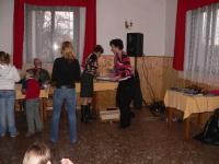 Kutrovice 2009 - mikulášská s klaunem