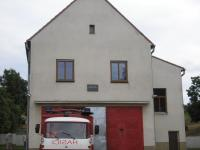 Kutrovice 2011 - Oprava hasičské zbrojnice